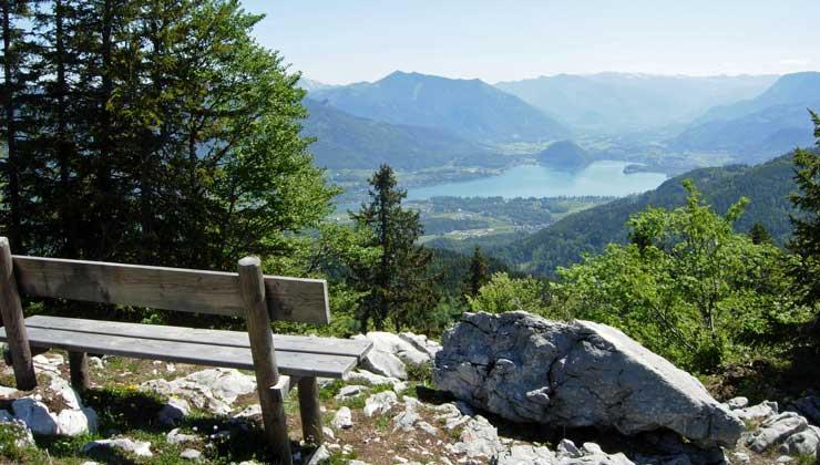 Bergsport Wolfgangsee