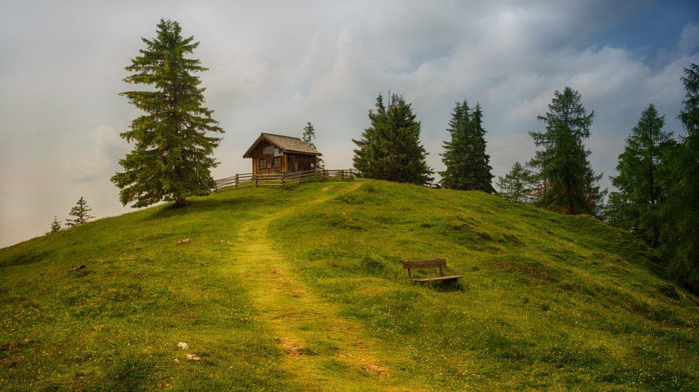 Berg Oostenrijk