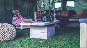 Camping Kamperen Tent